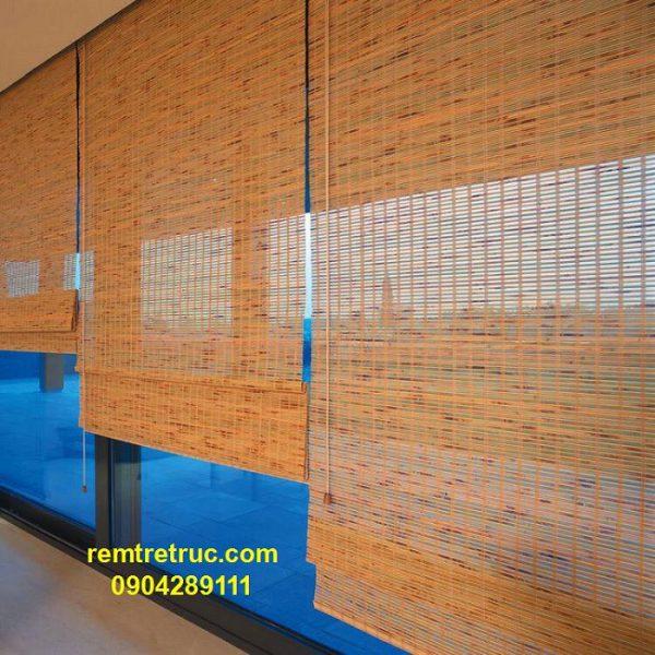 mành trúc nội thất